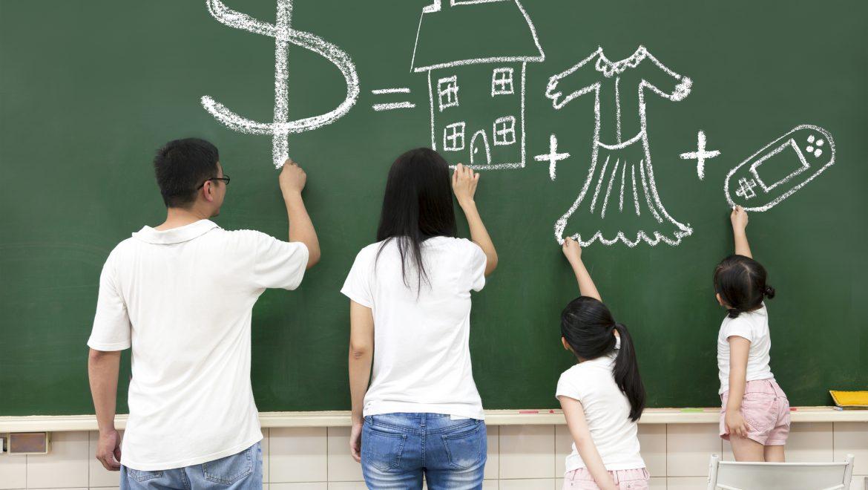 הסכם גירושין ובו שוויון במזונות ילדים במשמורת משותפת